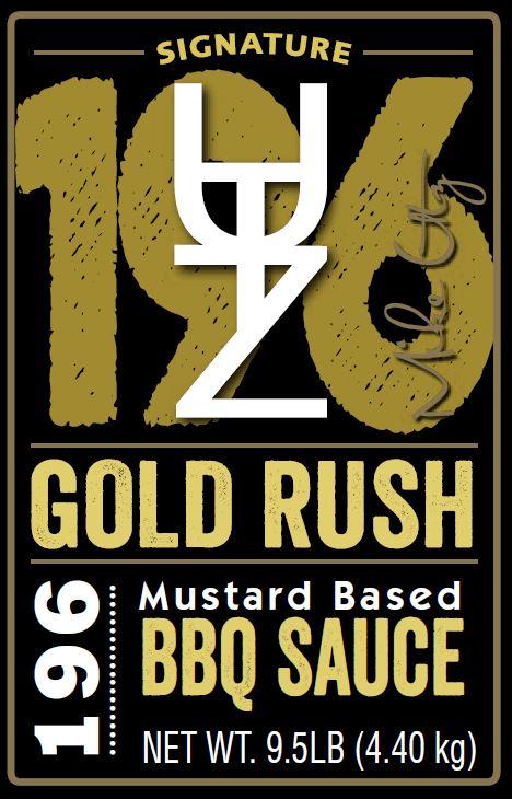 utz works gold rush