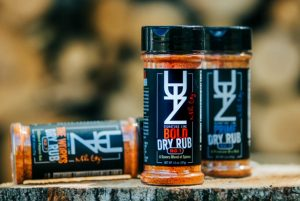 utz bbq sauces & rubs