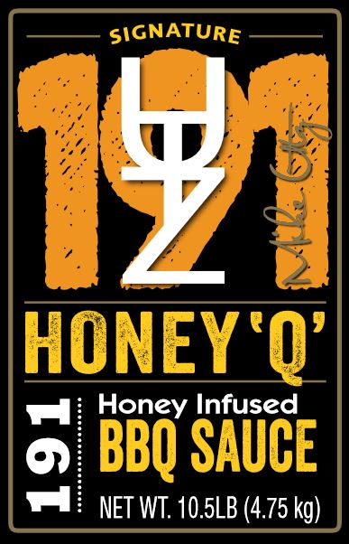 utz bbq sauce honey q
